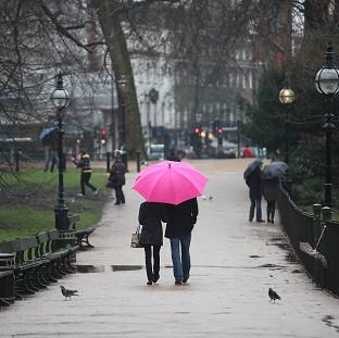 Rain and cooler temperatures are set to mark the end of summer, forecasters warn