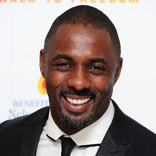 Idris Elba is among the stars who signed the letter calling for more funds to back ethnic minority programming