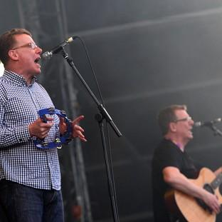 The Proclaimers will join Yes Scotland c