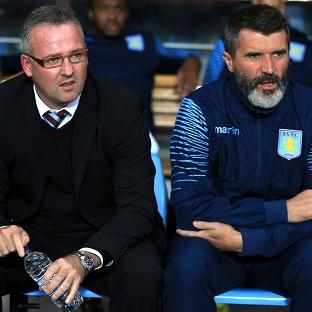 Paul Lambert, left, saw his side humbled by lower-league opponents again