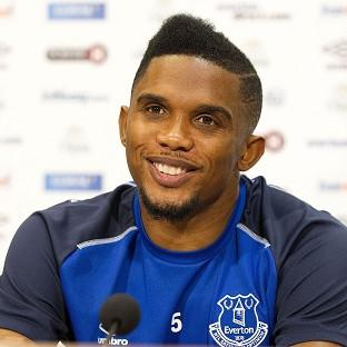 Samuel Eto'o could make h