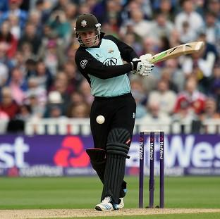 Jason Roy impressed this season for Surrey in the game's