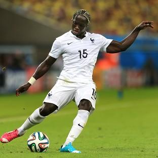 Bacary Sagna endured a losing debut for Manchester City