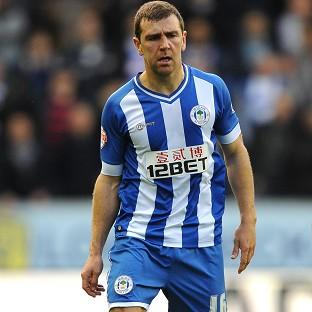 James McArthur is set to leave Wigan