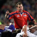 Romsey Advertiser: Two men found guilty of abusing referee Nigel Owens, pictured, have been given two-year Twickenham bans