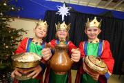 Nativity 2014 - Three Kings of Weston Shore