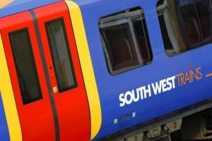 Rail delays after passenger falls ill