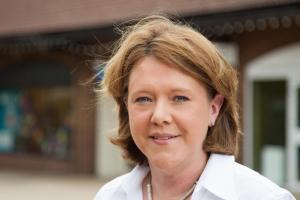 Maria Miller attends disability forum