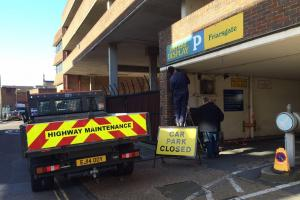 It's official: Friarsgate car park closes for good