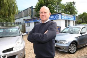 Owner devastated after luxury cars stolen in 'targeted' raid on Hampshire dealership