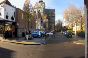 Romsey set for traffic jams as £500,000 street revamp project begins