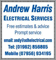 ANDREW HARRIS ELECTRICAL SERVICES