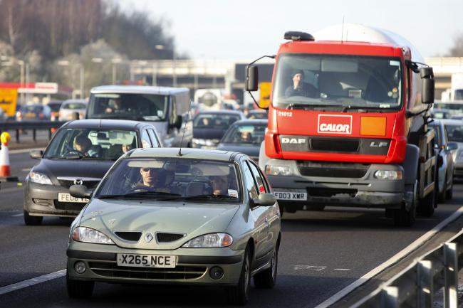 Daytime works to cause delays on M27 this weekend - Full Details