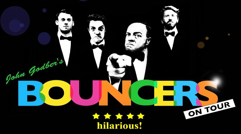 Bouncers presented by Black Box Theatre