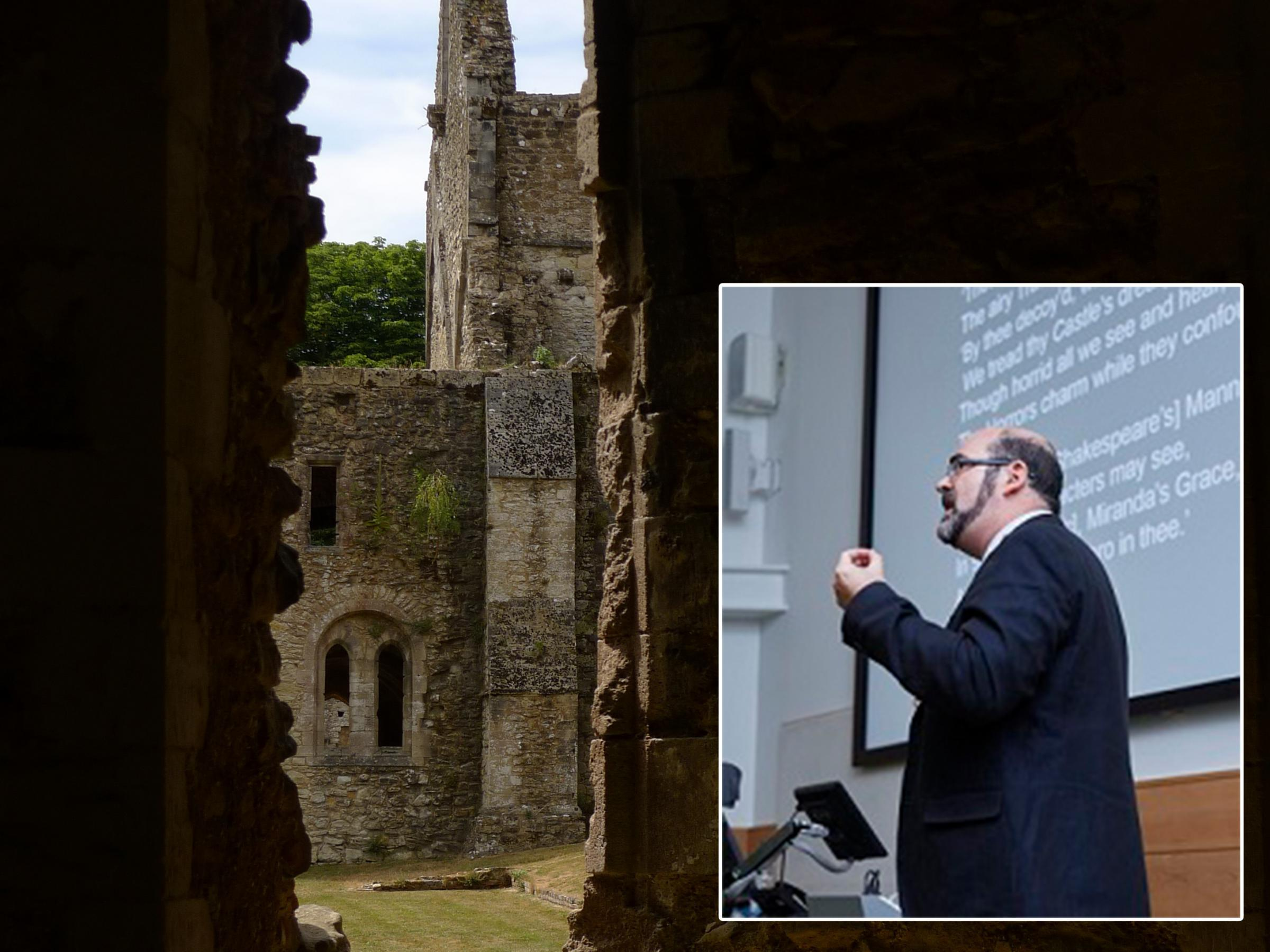 Dale Townshend: Literature, Art and Tourism at Netley Abbey, 1700-1850