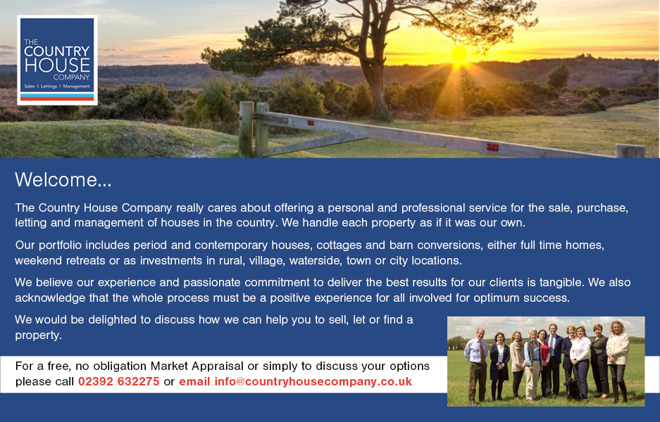 Romsey Advertiser: The Country House Company