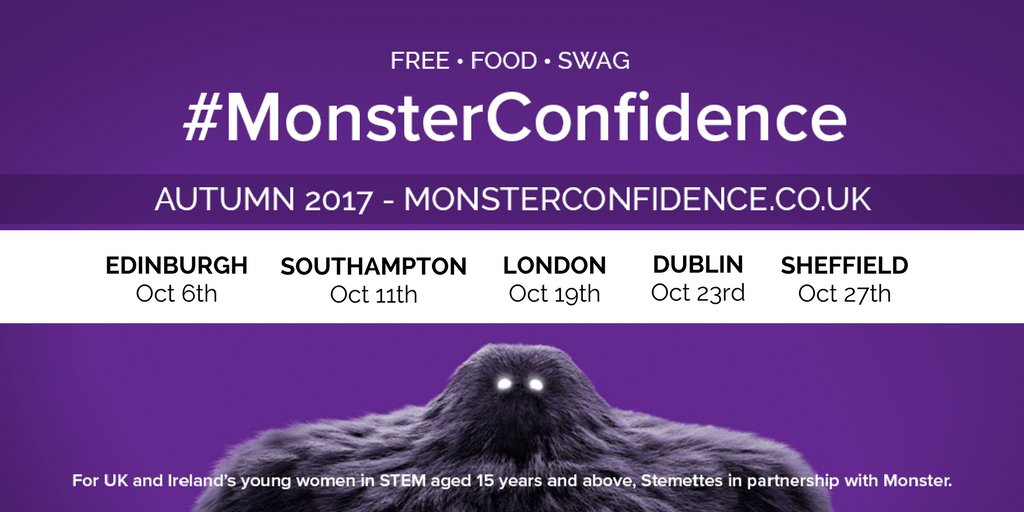 Monster Confidence