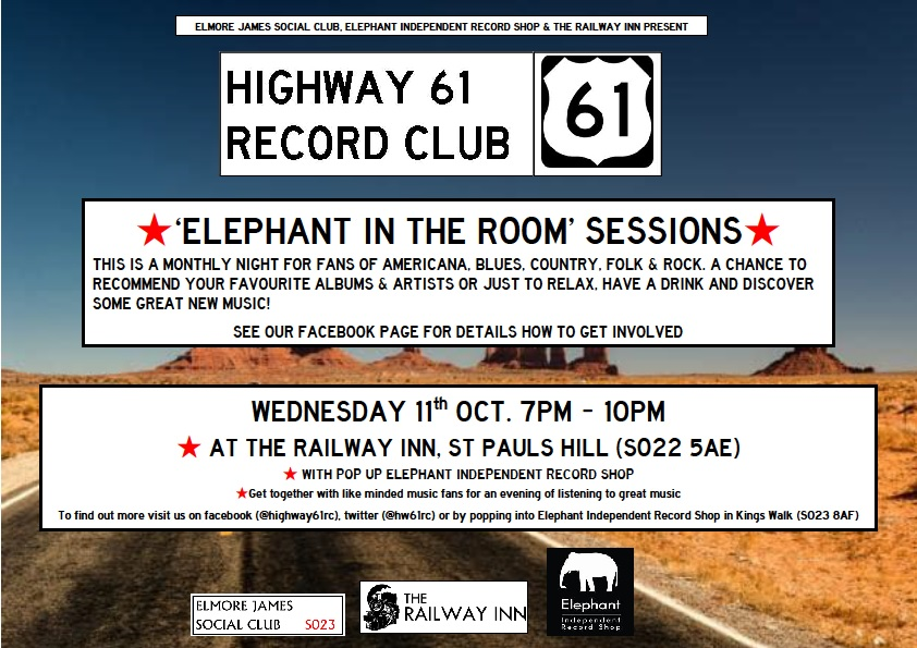 Highway 61 Record Club