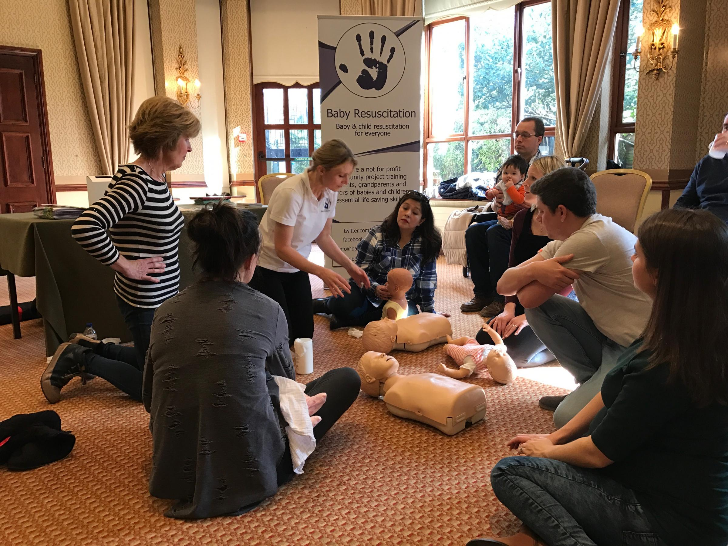 Baby & Child Resuscitation Course