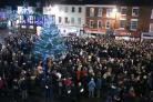 19/12/16..Romsey Carols in the Square, Romsey...Pictures by Habibur Rahman.