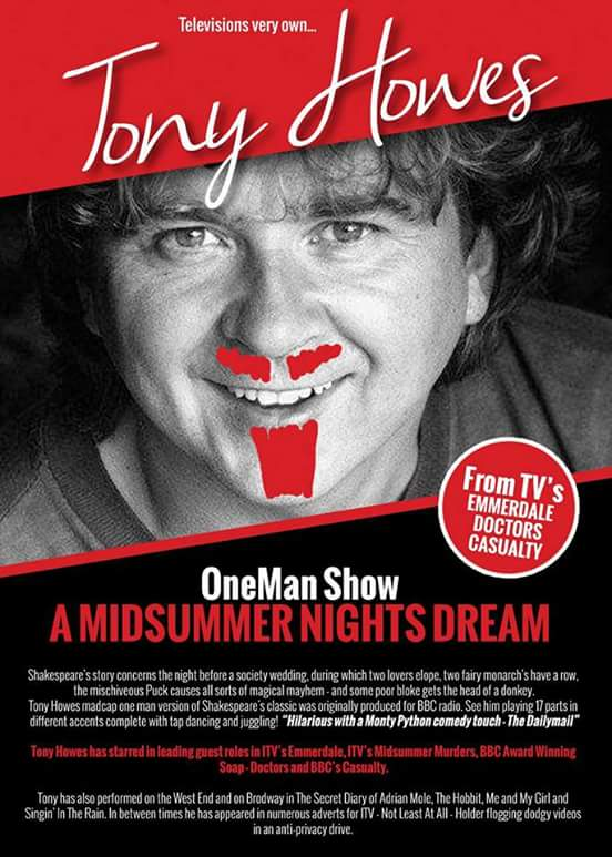 A Midsummer Night's Dream - A One-Man Show