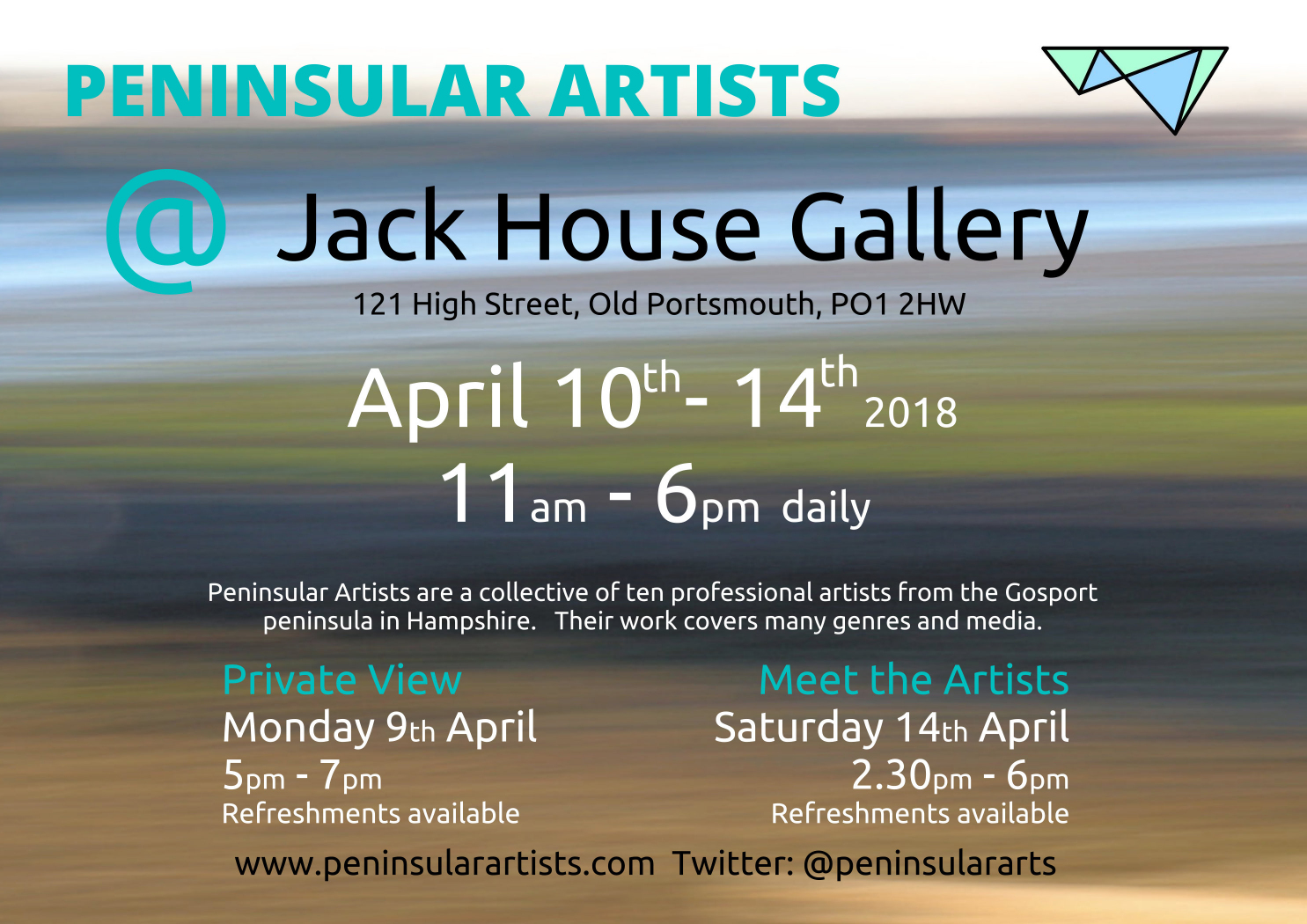 Peninsular Artists @ Jack House Gallery