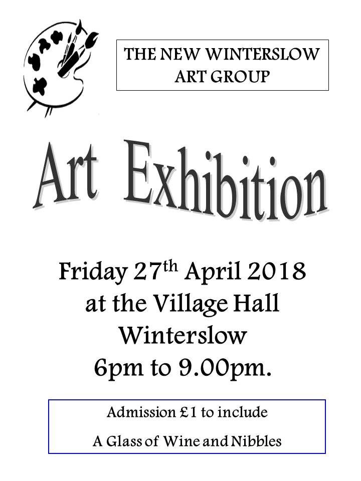 The New Winterslow Art Exhibition
