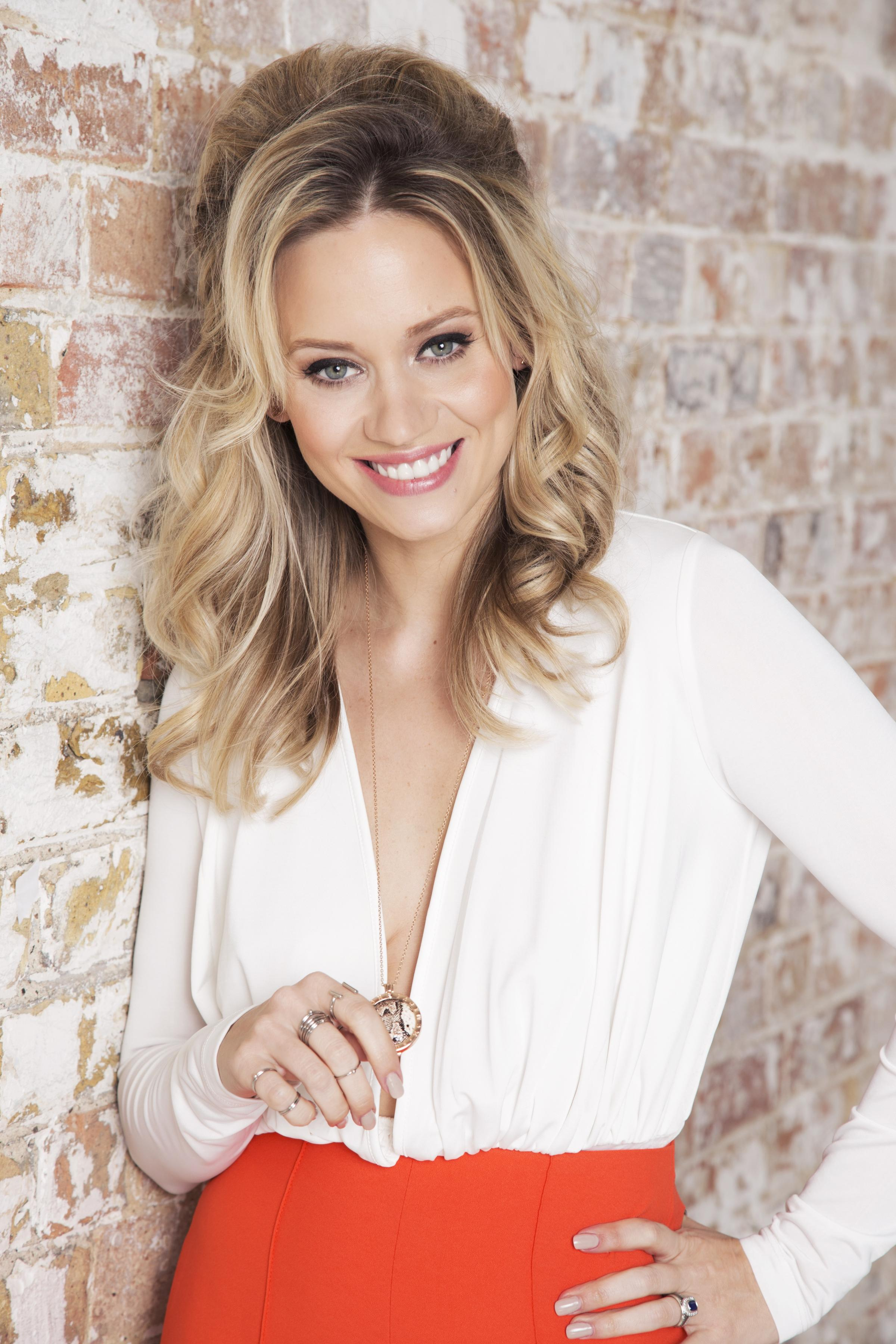 Shine Academy of Performing Arts welcomes dance idol Kimberly Wyatt at the Dolphin Shopping Centre