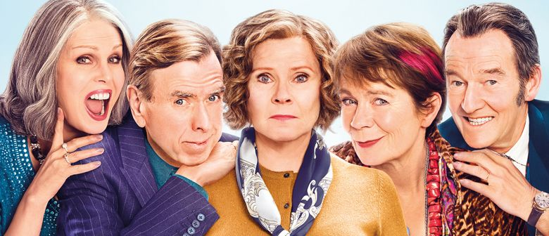 Movie Monday: Finding Your Feet