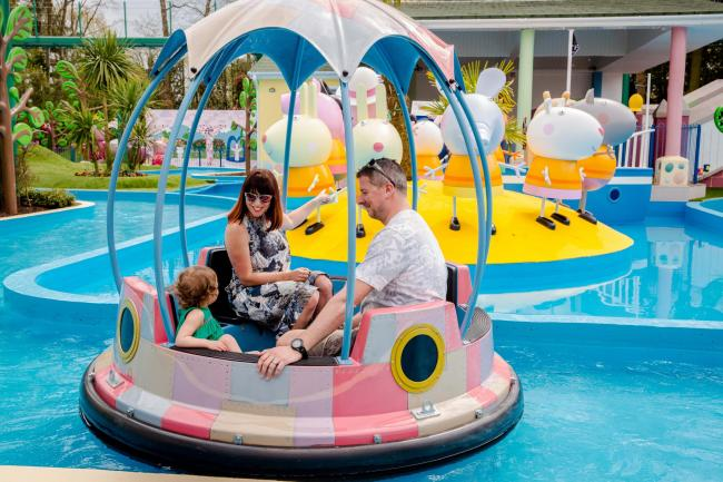 Peppa Pig World Unveils New Rides For The Summer Romsey Advertiser