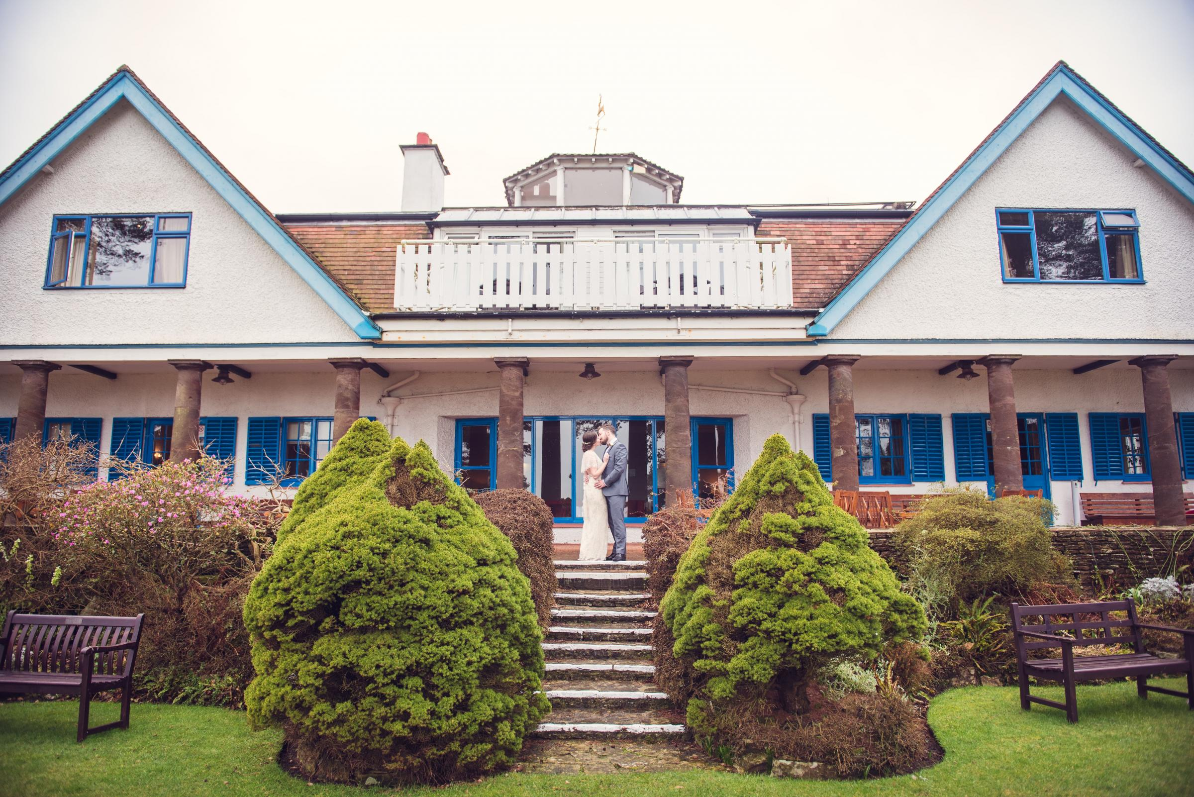 Wedding Showcase at Knoll House Hotel