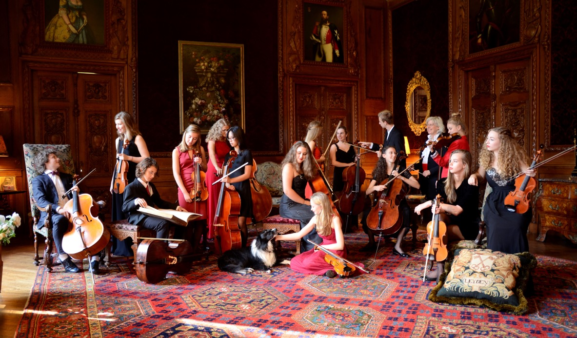 Britten Youth String Orchestra Lunchtime Concert