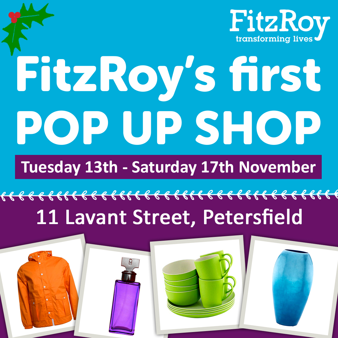 FitzRoy's Pop Up Shop