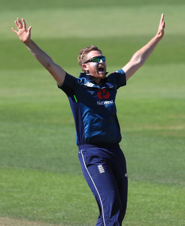 Hampshire do in World Cup squad