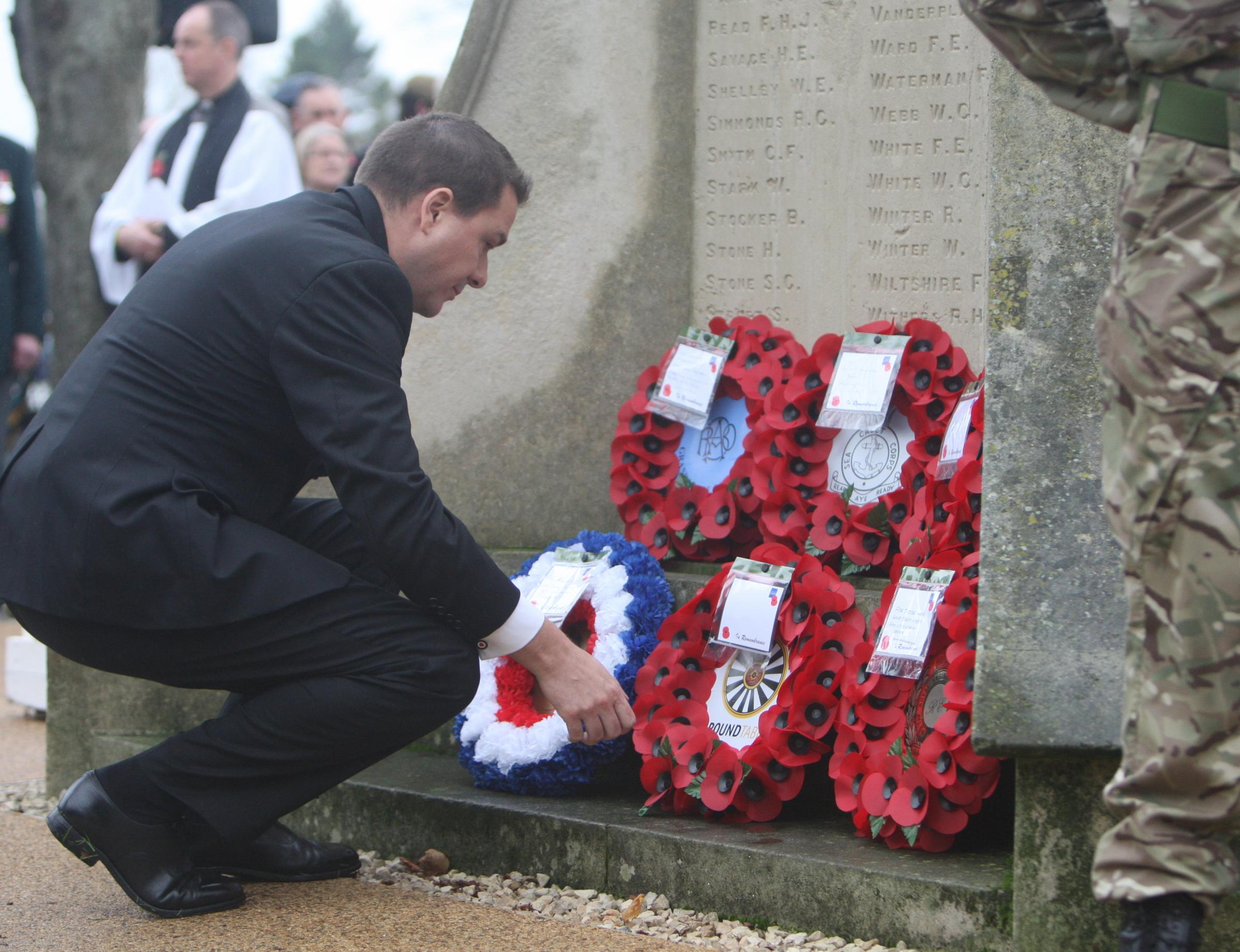 Several events will be run in Romsey ahead of November 11. 