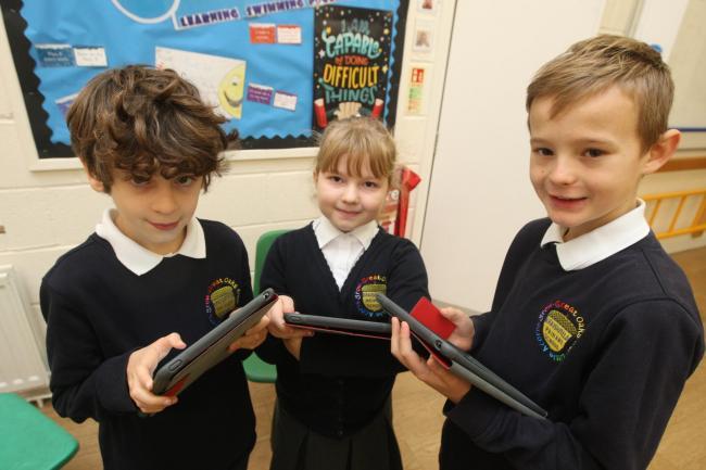 School report: Braishfield Primary - the school getting