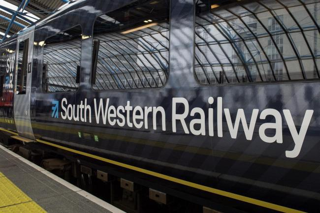 South Western Railway is encouraging people to claim compensation after 27 days of strike action in December
